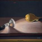 01-Illusionisme - huile 25x32,5cm
