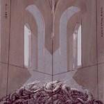 07-La discussion architecturale-the architectual discussion, plume 50x65cm