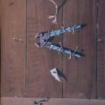 07-La vengeance des clous - huile 25x32,5cm