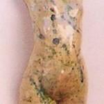 Buste femme ceramique 10 45cm x 15cm
