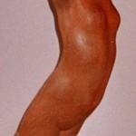 Buste femme cote 45cm x 15cm