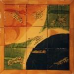 10-Tableau 70x70cm